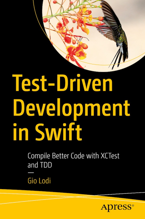 Test-Driven Development in Swift with SwiftUI and Combine cover